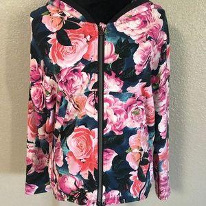 Lululemon Hold Your Om Secret garden hoodie